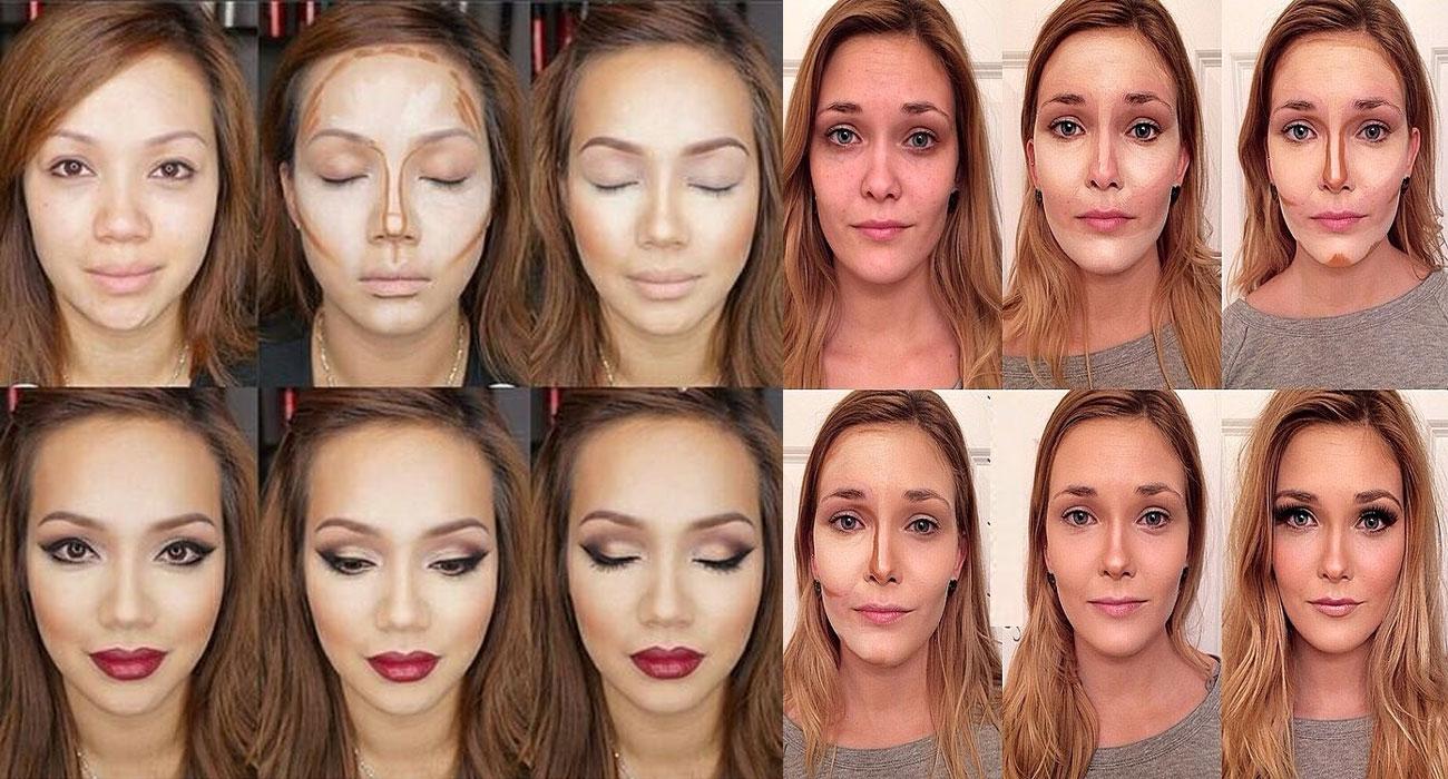L'art de se maquiller : le contouring