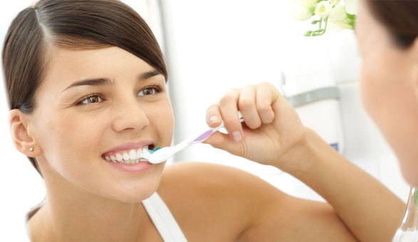 Brossez vos dents correctement