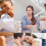 vie de couple, vie de célibat, stress, dépression, crise cardiaque
