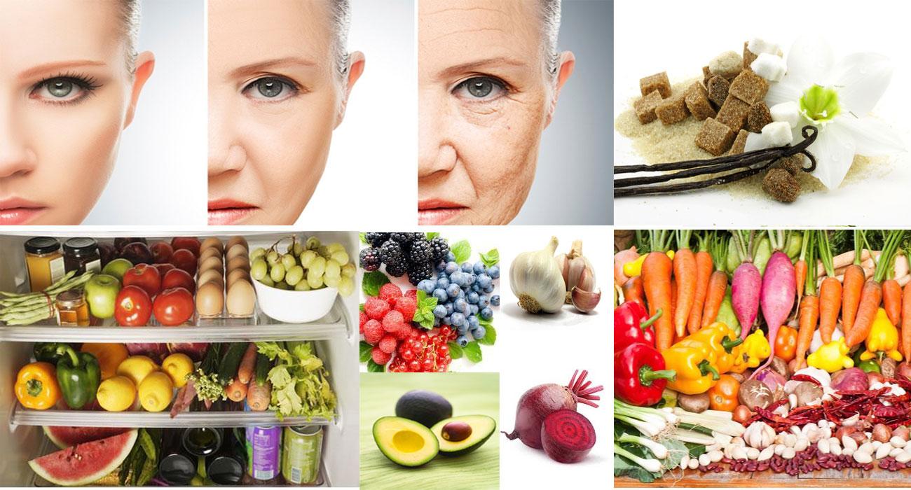 Alimentation anti-âge - Labonnecopine.com