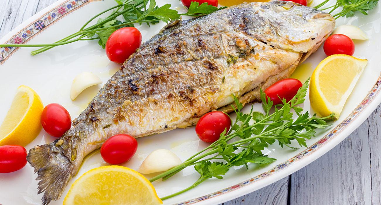 Les poissons, les nourritures nobles du moment