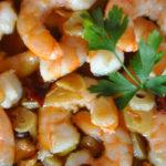 Allergie aux crustacés : gare aux crevettes !