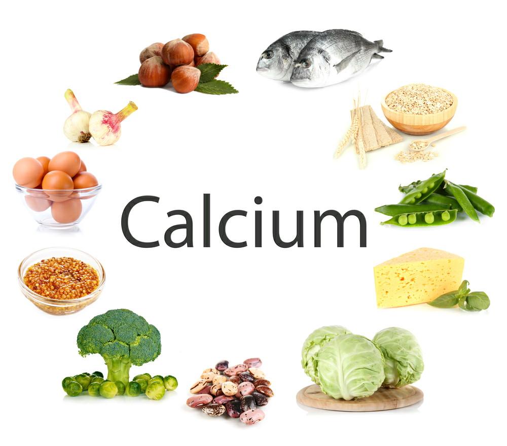 Inclure amplement du calcium dans son alimentation