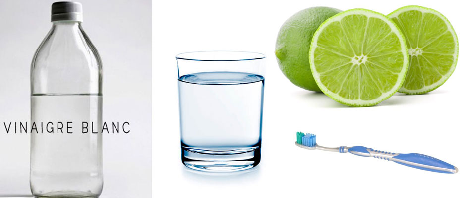 Le vinaigre blanc efficace pour d tartrer les dents la for Detartrer fer a repasser vinaigre blanc