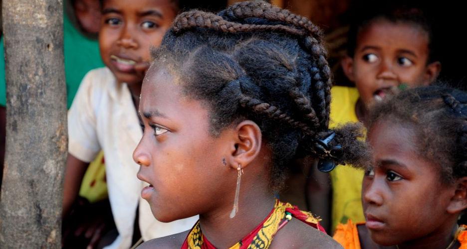 La tresse malgache au féminin