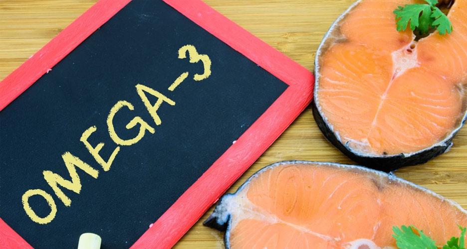 Mangez des nourritures riches en oméga 3