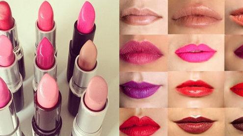 Trouvez la couleur parfaite de rouge à lèvres grâce à celle de vos mamelons
