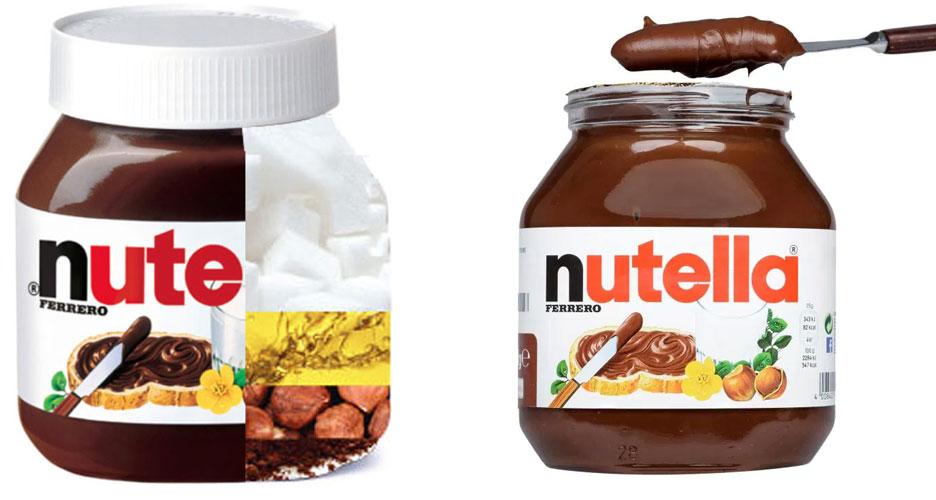 Recette du Nutella