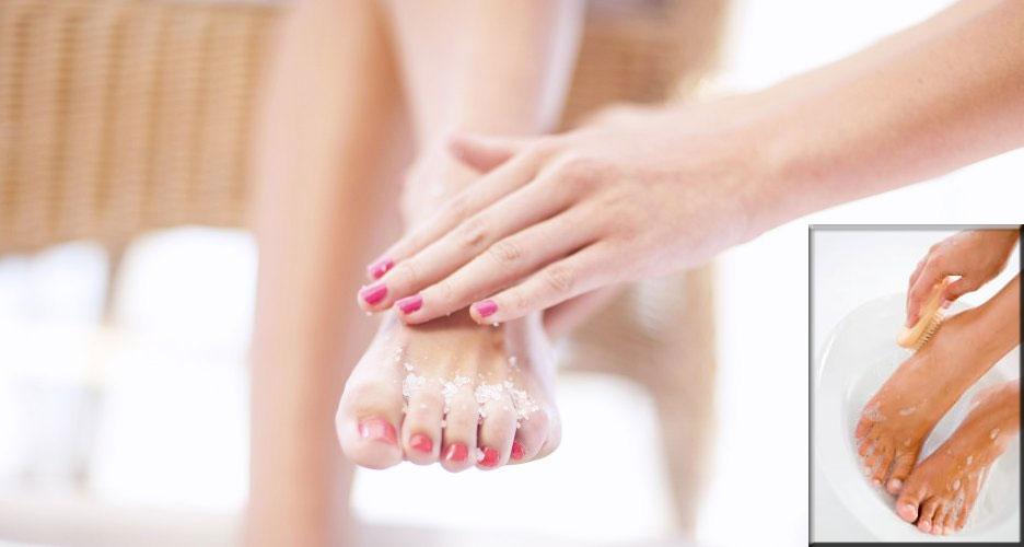 Le gommage, un remède efficace contre l'hyperkératose