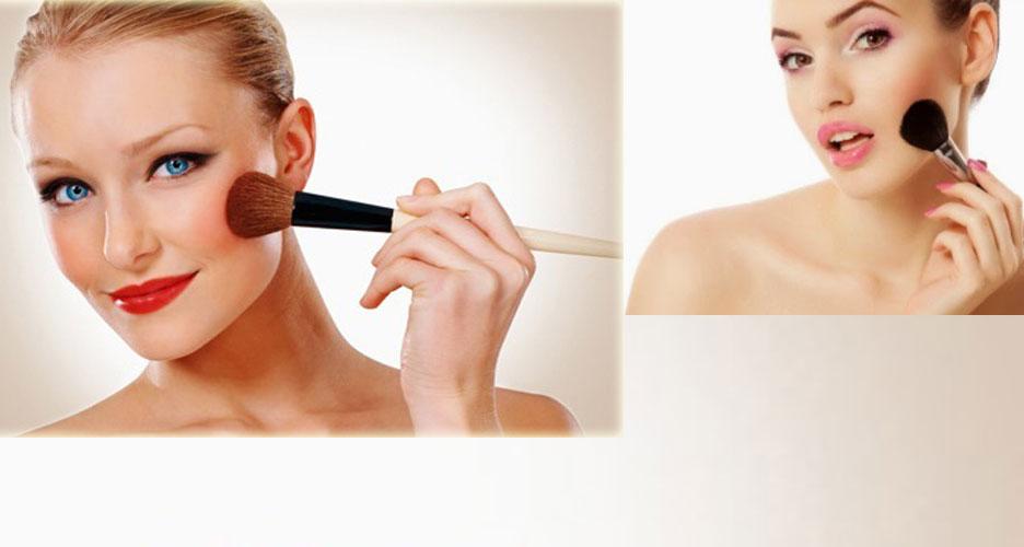Le fard à joues ou le blush, un produit destiné au teint fatigué