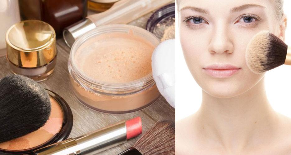 Poudre libre ou compact : la solution pour bien fixer son maquillage