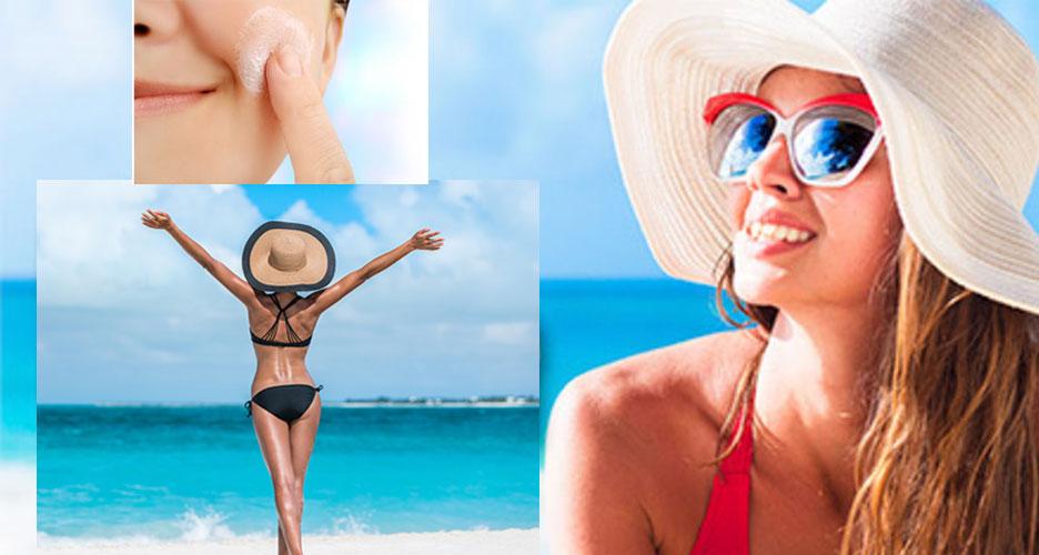 préserver convenablement votre corps et votre visage des rayons UV