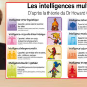 Types d'intelligence selon Hawar Gardner