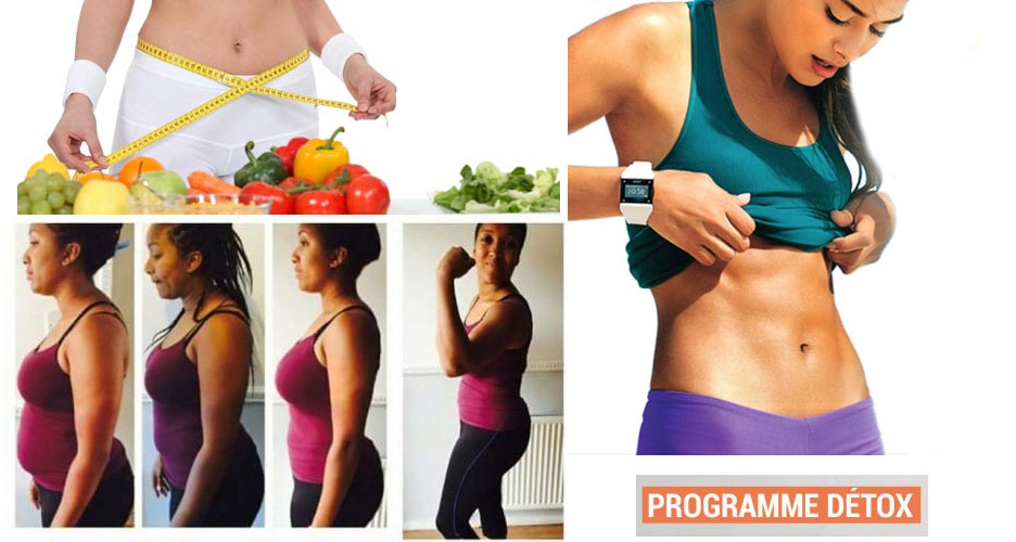 Détox et perte de poids