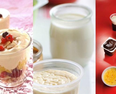 Dessert lacté : source d'énergie et de calcium