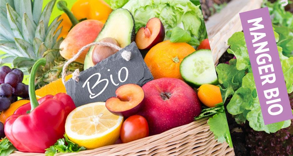La consommation d'aliments biologiques
