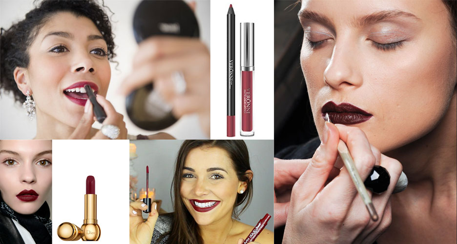 conseils d'application rouges à lèvres