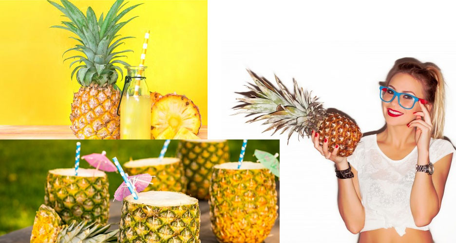Ananas traitement préventif contre les meurtrissures