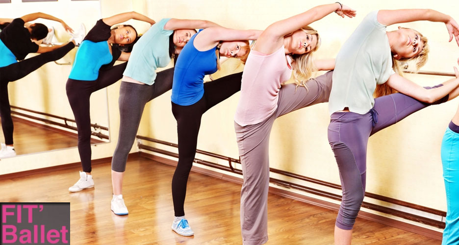 Le Fit' Ballet, un mix inédit entre danse classique et fitness