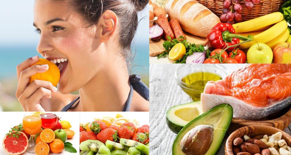 aliments à consommer pour une belle peau
