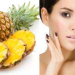 5 vertus et bienfaits de l'ananas sur la peau